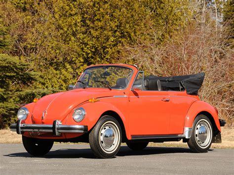 volkswagen beetle convertible volkswagen beetle convertible type 1 1972