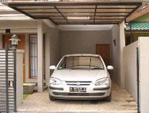 desain carport minimalis untuk 2 mobil 20 desain kanopi carport minimalis 2015 tabloid rumah idaman