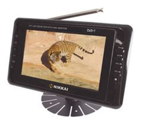 nikkai lcd digital and analogue tv reviewed radio telly uk