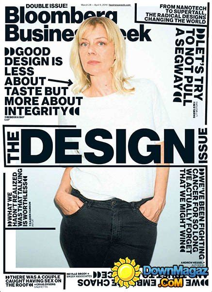 usa bathroom trends vol 21 no 5 magazine bloomberg businessweek usa 24 march 6 april 2014