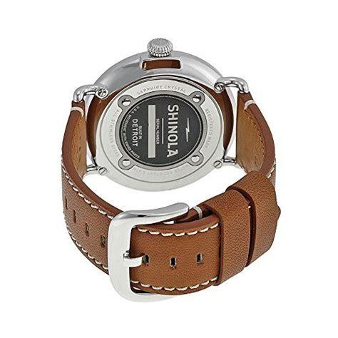 shinola review timepiece quarterly