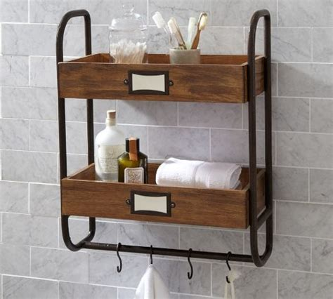 wall cabinets pottery barn and bathroom on