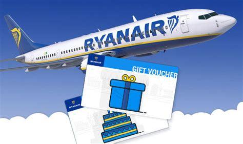 win a 163 200 ryanair gift card coolradyo - Ryanair Gift Card