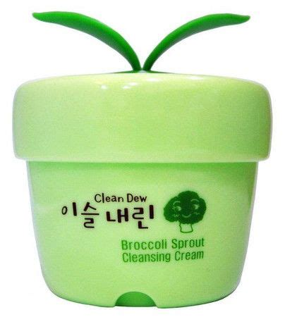 Does Sprouts Sell Detox Stuff by Tonymoly Clean Dew Broccoli Sprout Cleansing 13