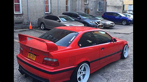 bmw e36 stanced stanced my bmw e36 m3