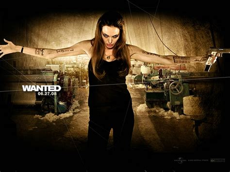 Film Action Wanted | wanted movie angelina jolie wallpaper 5 wallcoo net
