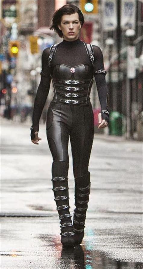 resident evil costume s in resident evil retribution