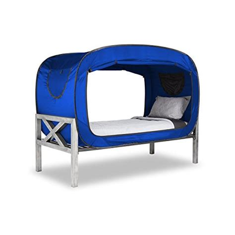 privacy pop bed tent twin privacy pop bed tent twin blue kitchen in the uae