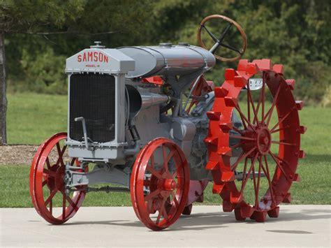 Lamborghini Vintage Tractor