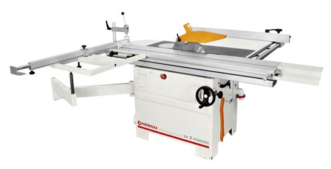 minimax sliding table saw sc2 12 inch