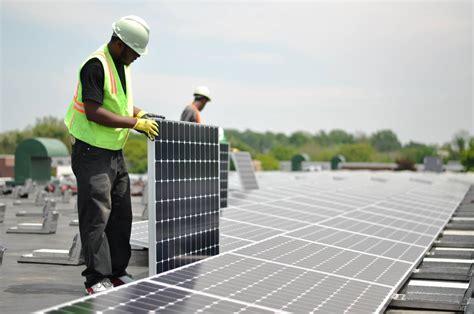american sun solar company american reading co dedicates sunpower solar system solar industry