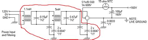 capacitor input power supply design switch mode power supply why do we need bulky filters at the input stage of smps designs