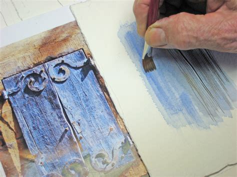 watercolor tutorial basic watercolour tutorial quot shutters quot