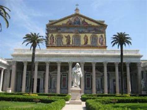 san paolo roma interior da igreja foto di abbazia di san paolo fuori le