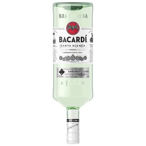 Code Bacardi Bottle White bacardi white rum gifts international