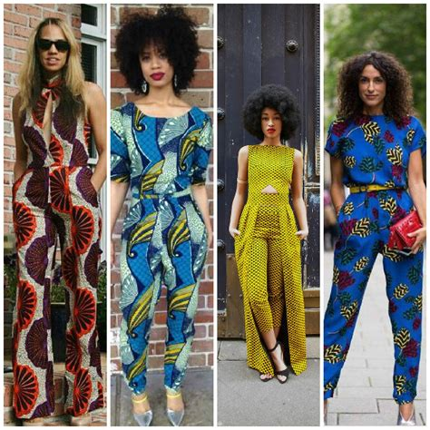 ankara jumpsuits select a fashion style these are how fashionistas are