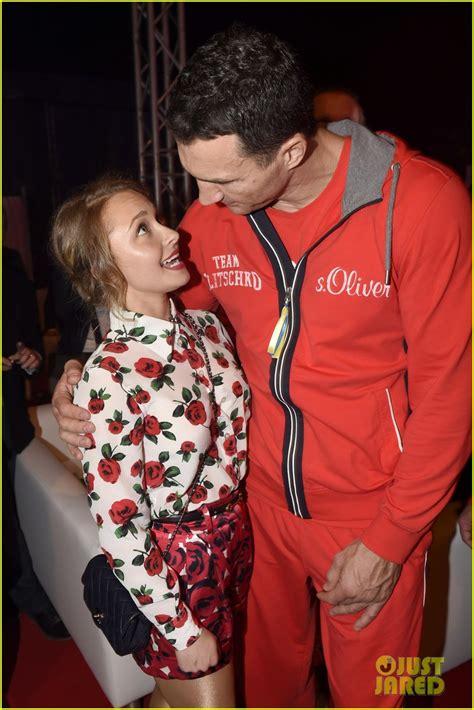 hayden panettiere lipstick alley hayden panettiere and fiance wladimir klitschko