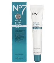boots number 7 serum no 7 s protect and advanced serum never