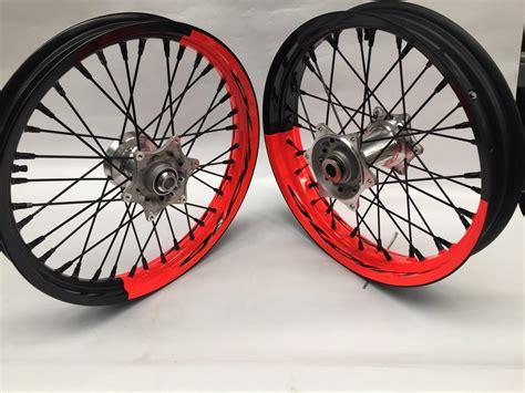 Wheels Track alpina tubeless flat track wheel sets alpina uk