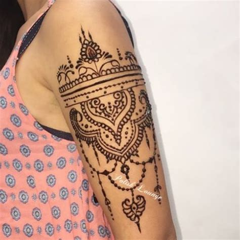 henna tattoo upper arm 70 easy punjabi mehndi designs 2018 for fashionglint