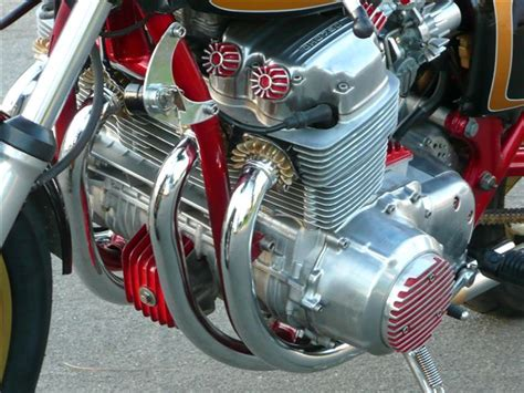 Motor Lackieren Grundierung Motorrad by High Temp Engine Paint Silver Carpy S Cafe Racers
