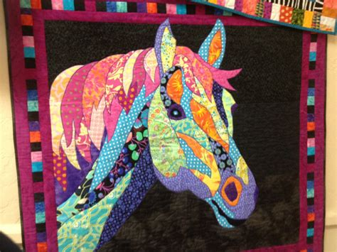 horse pattern quilt kits sale dakota bj designs horse quilt pattern