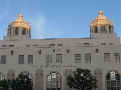 Lax Post Office by Panoramio Photo Of U S Post Office Terminal Annex Los
