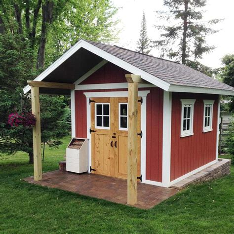 Garage Ideas Reader Project Dream Shed Storage Construction And Cabin