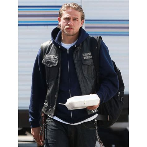 motorbike vest stay glam and stylish by wearing sons of anarchy jackson