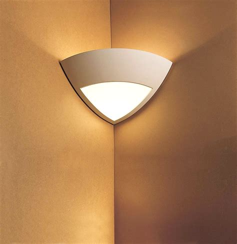corner wall lights interior corner plaster wall light oregonuforeview