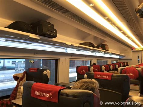 carrozza italo viaggiare con italo treno la nostra esperienza
