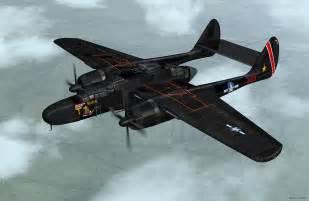 Northrop p 61 black widow by walter colvin