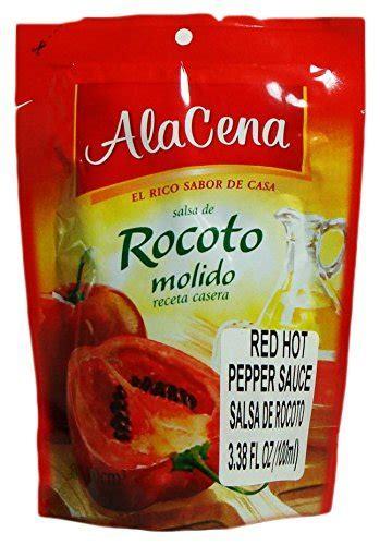 alacena aji molido alacena salsa de aji molido yellow pepper