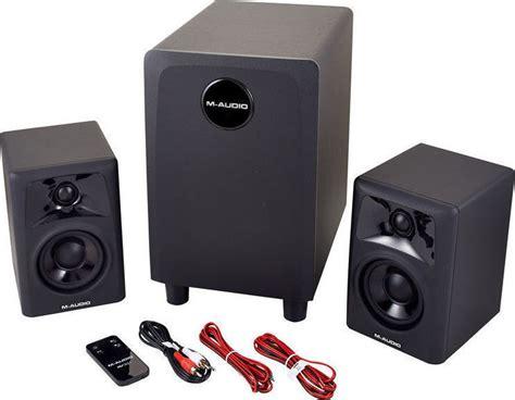 M Audio Av32 1 Studio Monitor With Subwoofer m audio av32 1 skroutz gr