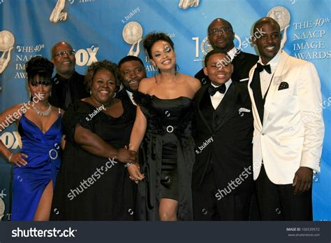 cast of house of payne cast of house of payne in the press room at the 40th naacp image awards shrine