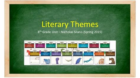 theme quiz 8th grade 8th grade literary themes
