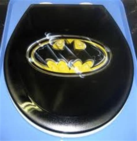 batman toilet seat the world s catalog of ideas