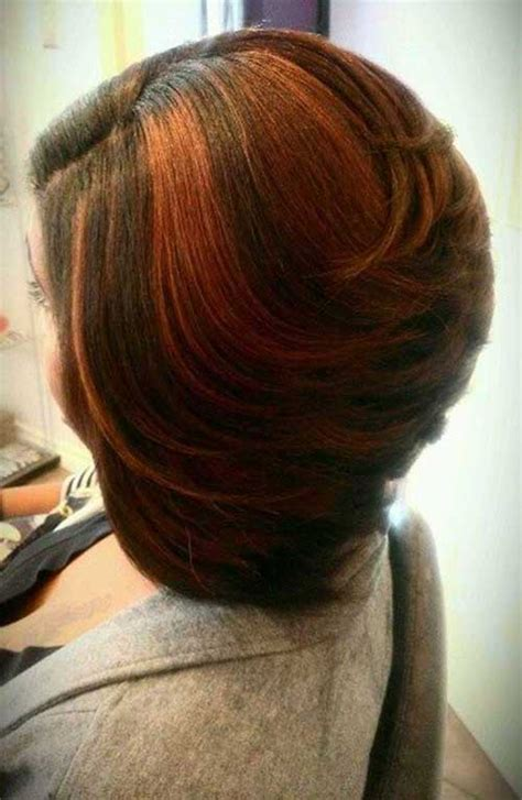 layered bob hairstyle black women hair dark to blonde messy bob hairstyles and bob hairstyles on