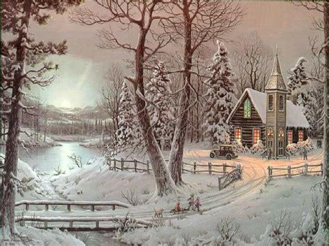 wallpaper christmas carol christmas carol christmas landscapes