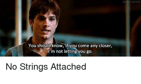 No Strings Attached Memes - 25 best memes about no strings attached no strings