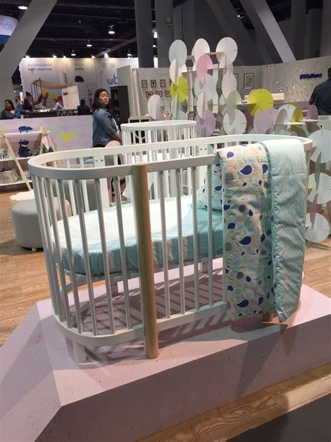 newest cribs spotted at abc expo 2015 project nursery