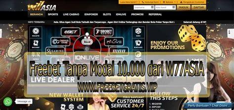 freebet  modal   wasia poker slots beri