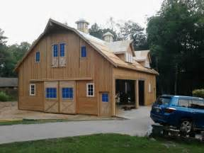 Pole Barn With Apartment Diy Wood Design Plans To Build Shed