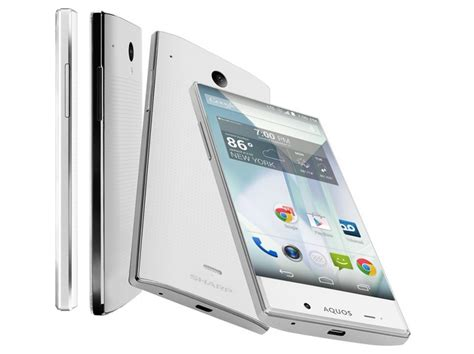 sharp mobile phone sharp launches the most beautiful phone in the world