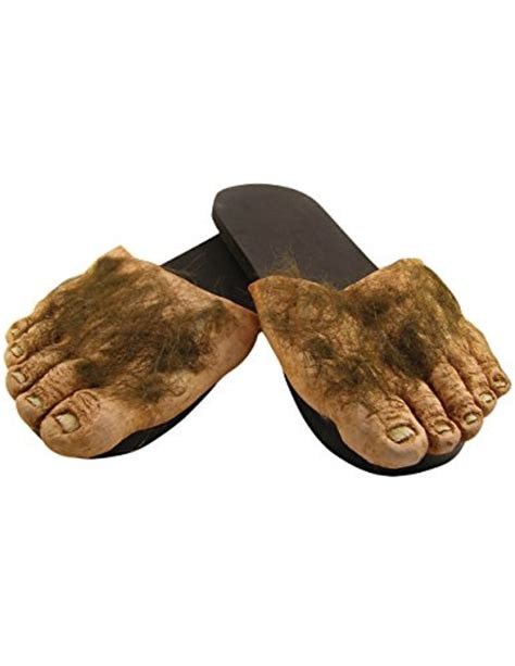 sasquatch slippers bigfoot slippers bigfoot gifts toys