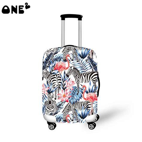 zebra pattern suitcase online get cheap zebra print luggage aliexpress com