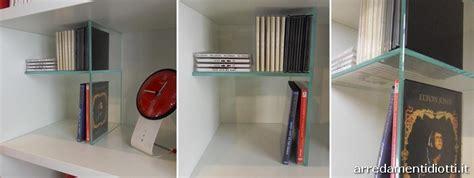 libreria modo con piccolo guardaroba diotti a f arredamenti