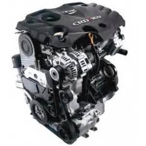 2007 kia sorento complete engine diesel