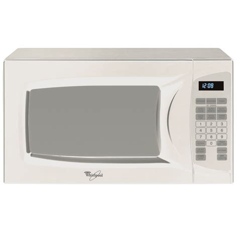 1 8 Cu Ft Countertop Microwave by Whirlpool Mt4110spq 20 1 8 Quot 1 1 Cu Ft Countertop