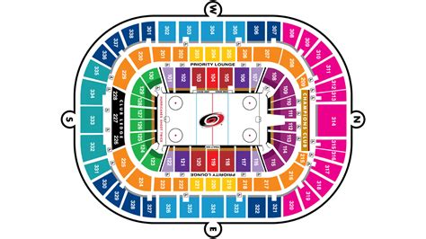 pnc arena raleigh nc seating chart carolina hurricanes seat chart carolina hurricanes